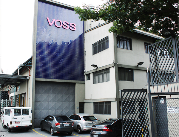 VOSS Automotive Ltda. plant 1